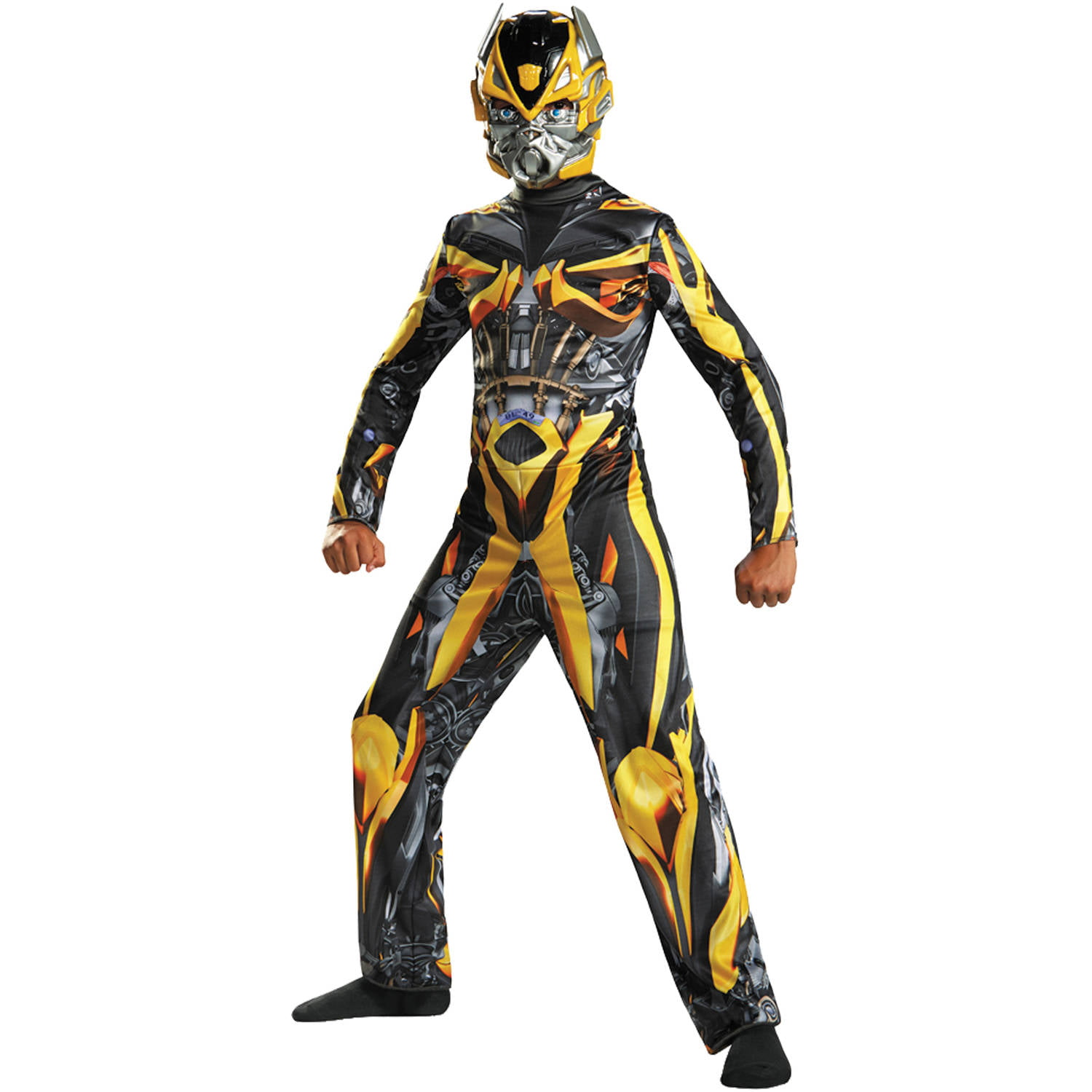 Bumble Bee Transformer Costume Transformers Bumblebee...
