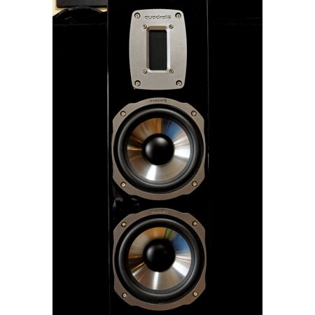 Canvas Print Audio Music Hifi Speakers Beschallung Sound Box Stretched Canvas 10 x 14