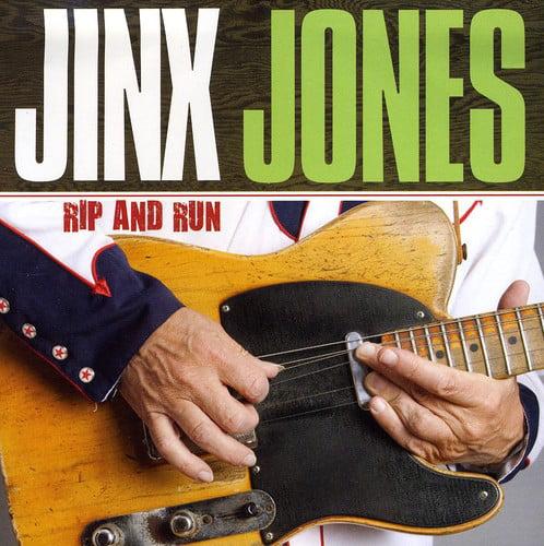 Jinx Jones - Rip & Run [CD]