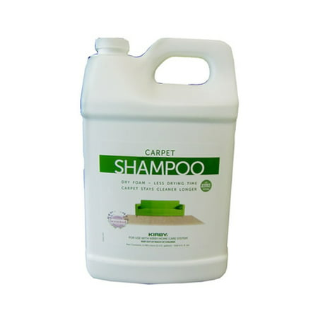 Genuine Vacuum Shampoo for Kirby 252802S (Single Pack) Genuine Vacuum Shampoo
