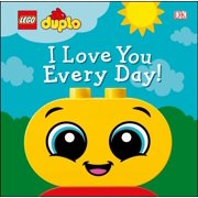 LEGO DUPLO I Love You Every Day! - eBook
