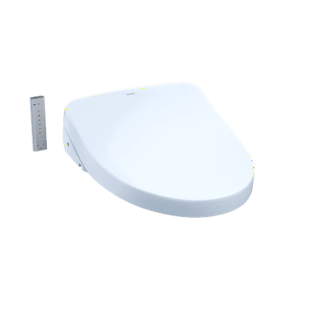 TOTO® WASHLET® S550e Electronic Bidet Toilet Seat with Ewater+ and Auto Open...