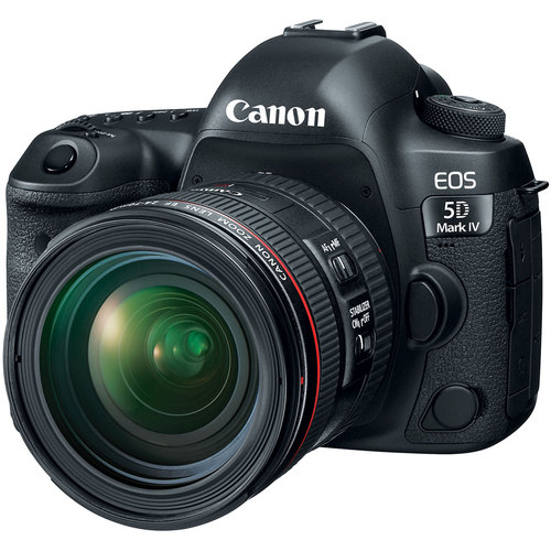 Canon EOS 5D Mark IV EF 24-70mm Kit by Canon