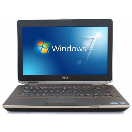 "Refurbished Dell Latitude E6430 Intel i7 Dual Core 2900MHz 320Gig Serial ATA HDD 8192MB DDR3 DVD ROM Wireless WI-FI 14.0"" WideScreen LCD Genuine Windows 7 Professional 64 Bit Laptop Notebook"