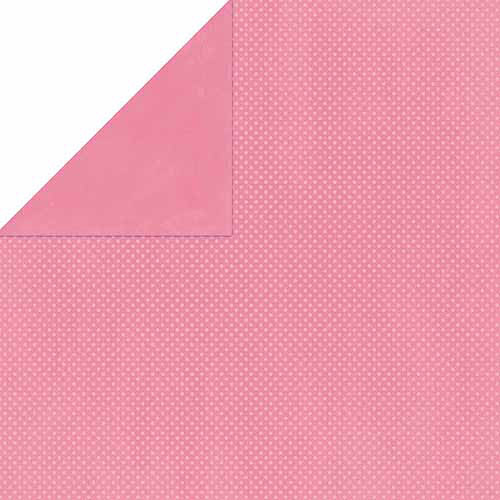 """Bo Bunny Double-Dot Double-Sided Textured Cardstock, 12"""" x 12"""""""