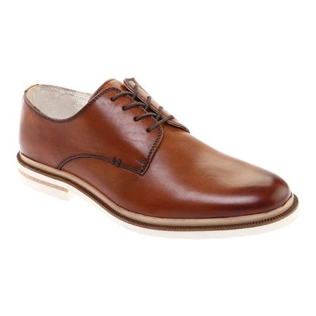 Men's Kenneth Cole New York Vertical Broguer Lace Up