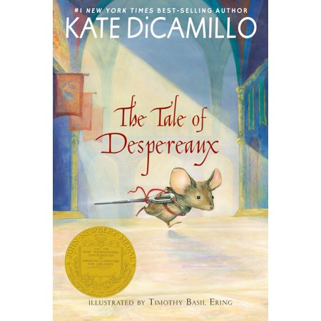 The Tale of Despereaux: Being the Story of a Mouse, a Princess, Some Soup, and a Spool of Thread (Paperback) - It's Halloween You Fraidy Mouse Book