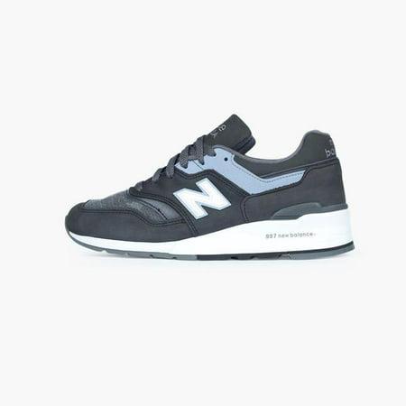 buy online 842a2 0cffe New Balance - Mens New Balance 997 Age Of Exploration Charcoal Camo White  M997DPA - Walmart.com
