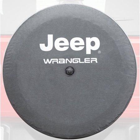 Wrangler Tire Covers (SpareCover BR-wranglerJL-32 Brawny Series 32