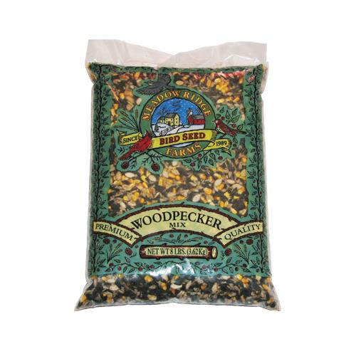 Jrk Seed & Turf Supply B112308 Wild Bird Food, Woodpecker, 8-Lbs. - Quantity 1