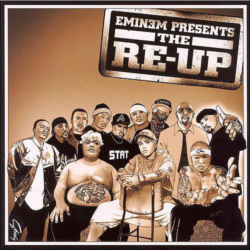 Eminem - Eminem Presents: The Re-Up (Edited) (CD)