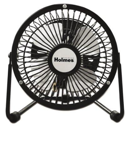 Holmes HNF0410A-BM Desk Fan HLSHNF0410ABM