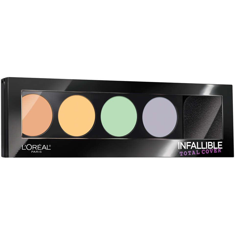 L'Oreal Paris Infallible Total Cover Color Correcting Kit