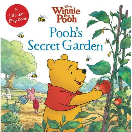 Winnie the Pooh Pooh's Secret Garden - Winnie The Pooh Halloween Stories Online
