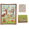 Lambs & Ivy Bedtime Originals Friendly Forest 3 Piece Crib Bedding Set
