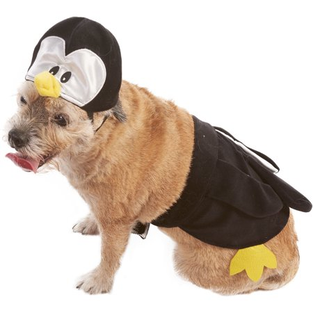 Penguin Dog Costume-Extra Small/Small