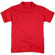 Rai Silhouette (Back Print) Mens Polo Shirt