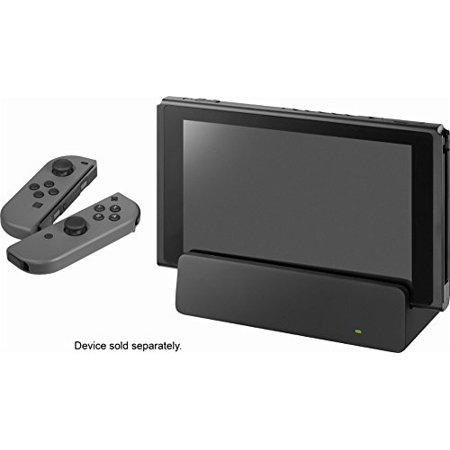 Insignia Dock Kit with HDMI and USB for Nintendo Switch Black