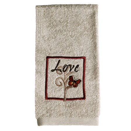 Saturday Knight Ltd. Grace Cotton Finger Tip Towel](Halloween Finger Tip Towels)