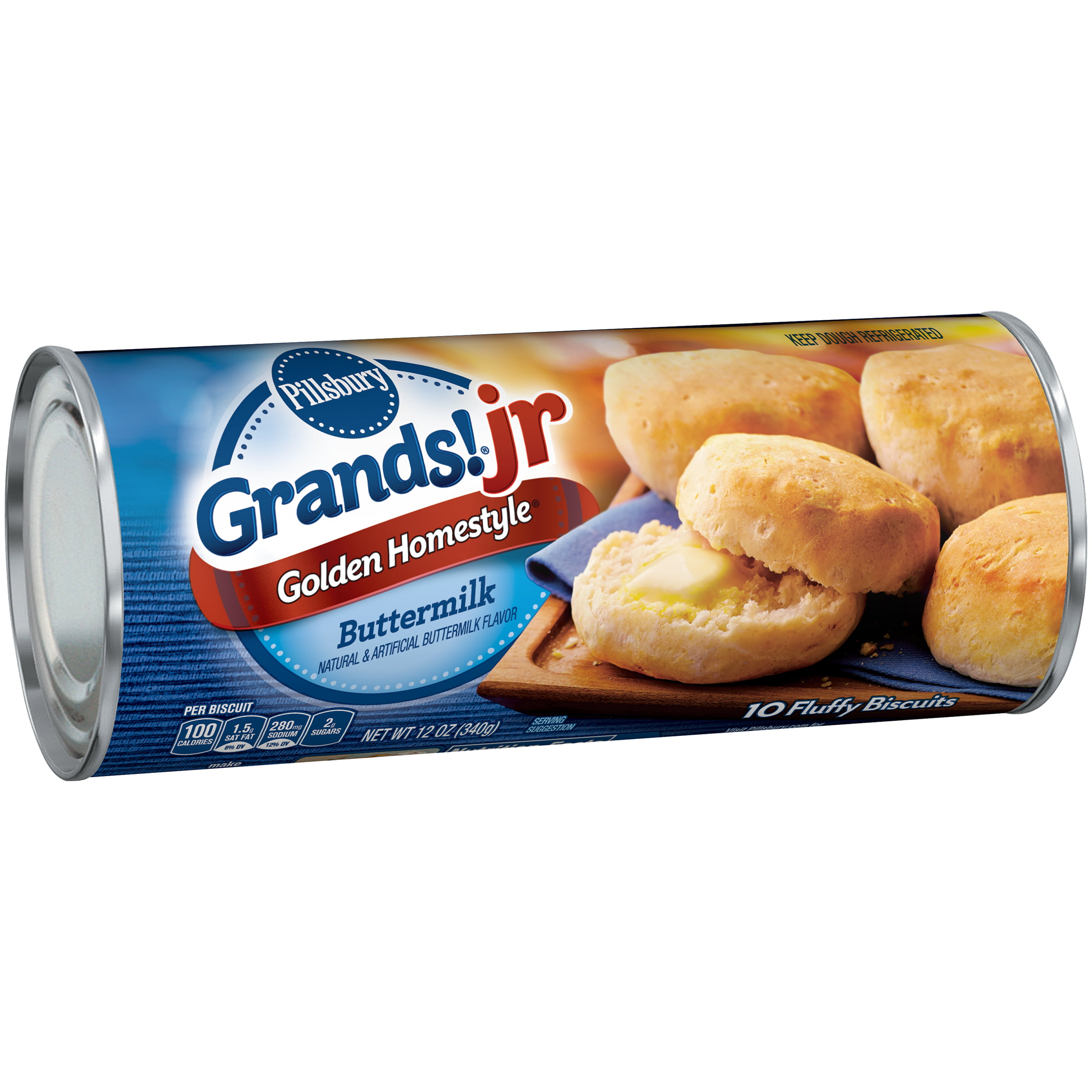 Homest Pillsbury Grand Biscuits Calories