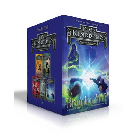 Five Kingdoms Complete Collection : Sky Raiders; Rogue Knight; Crystal Keepers; Death Weavers; Time
