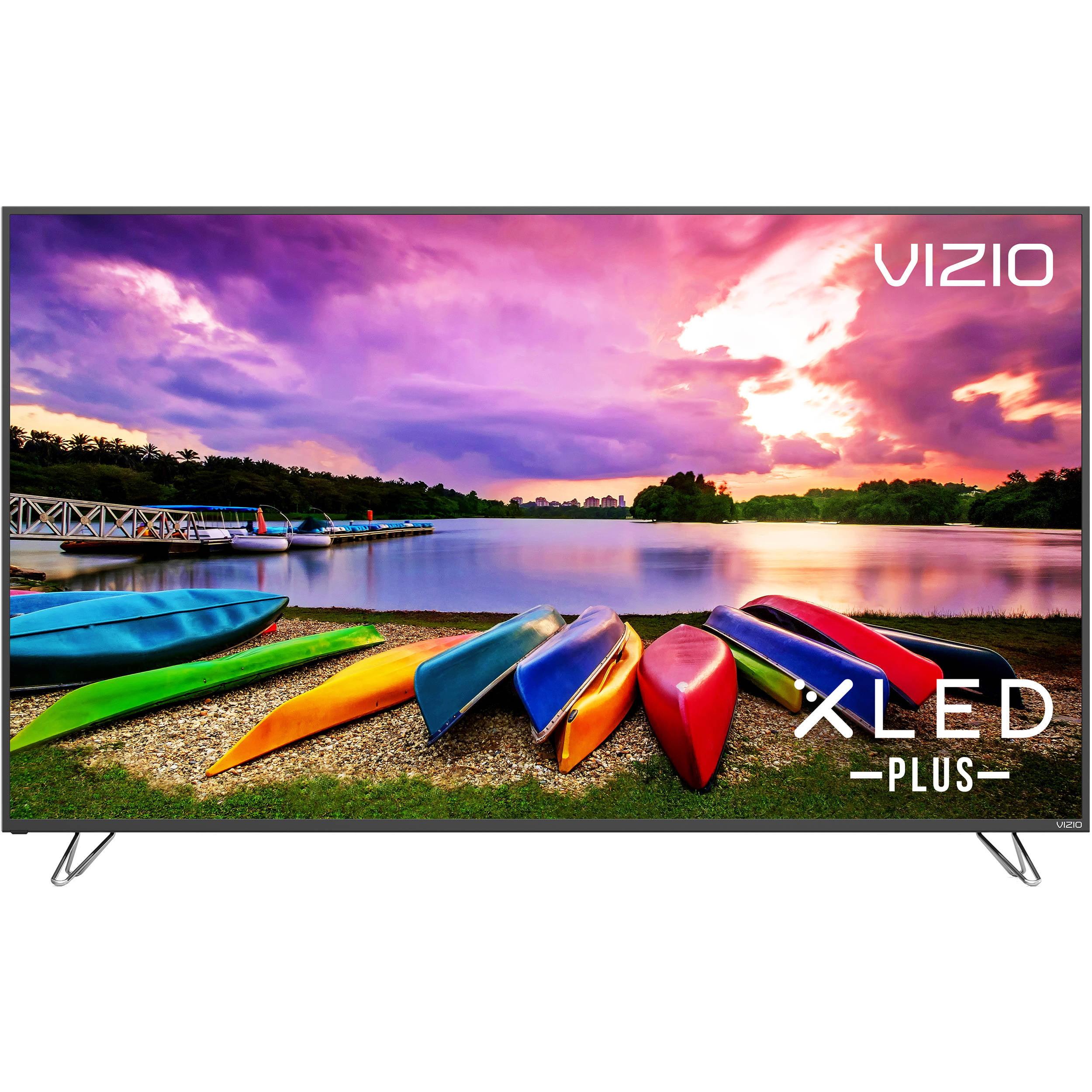 Refurbished VIZIO M70-E3 Class 4K (2160p) HDR Smart XLED Home Theater Display 70