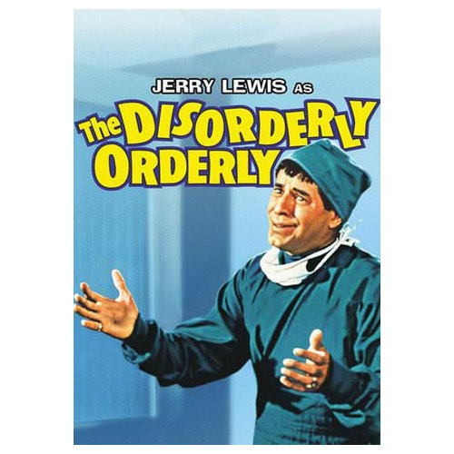 The Disorderly Orderly (1964)