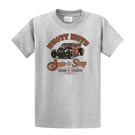 Rusty Nuts Auto Shop Used Parts Classic T-shirt