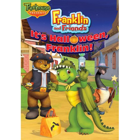 Franklin & Friends: It's Halloween, Franklin! - Halloween Tv And Film Quiz