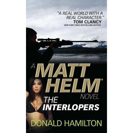 Matt Helm - The Interlopers - eBook - The Hound Helm