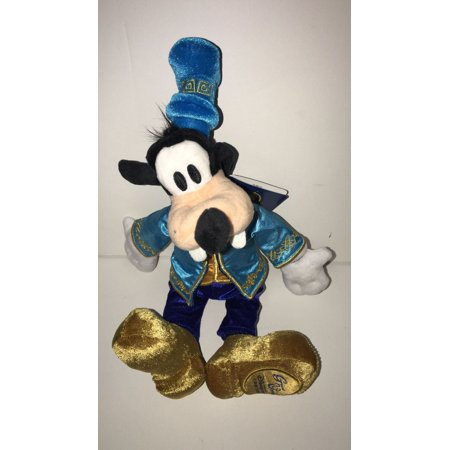 - Disney Parks Shanghai Grand Opening 9in Goofy Plush New with Tags