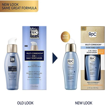 RoC Multi Correxion 5 in 1 Anti-Aging Daily Face Moisturizer, 1.7 Ounces