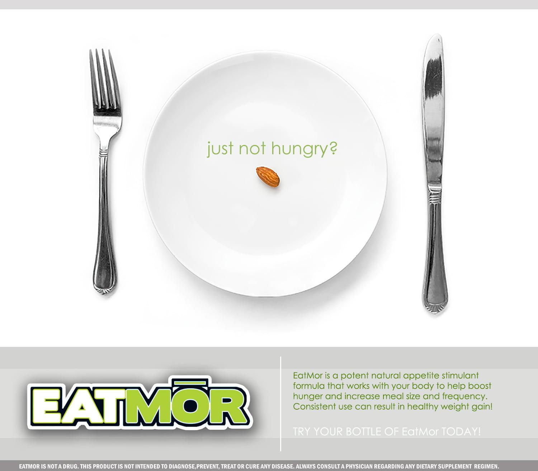 Vh Nutrition Eatmor Appetite Stimulant Weight Gain Supplement 120 Capsules Walmart Com Walmart Com