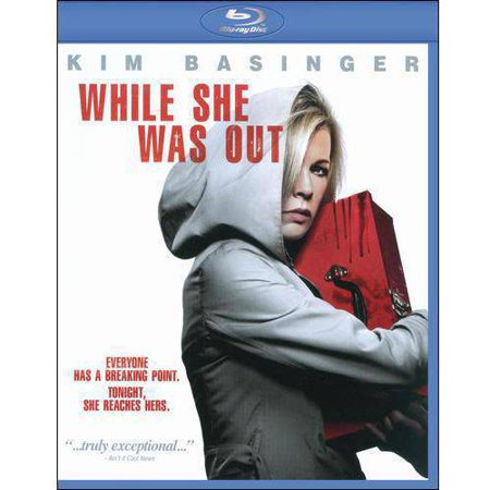 While She Was Out  Blu Ray   Widescreen