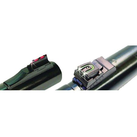 Williams 66370 FireSights Mossberg 500 Red/Green