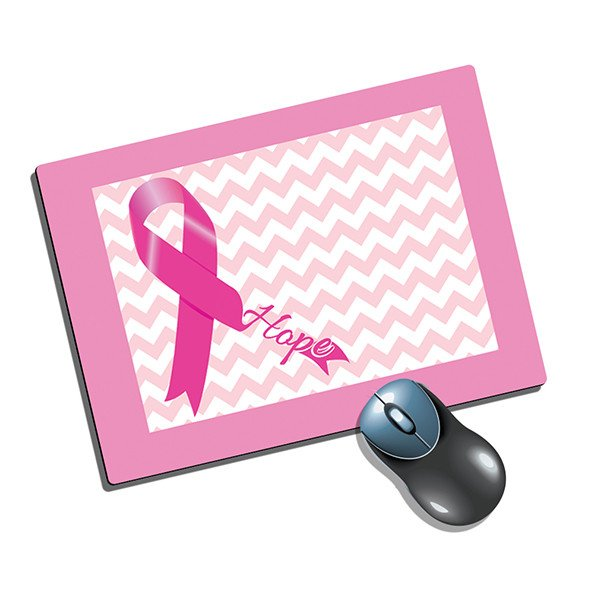 Breast Cancer Awareness with Chevron
