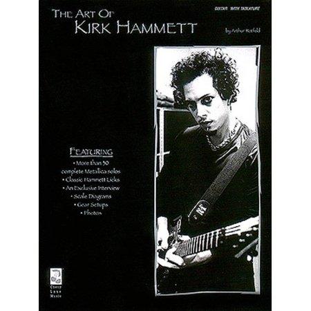 Metallica - the Art of Kirk Hammett