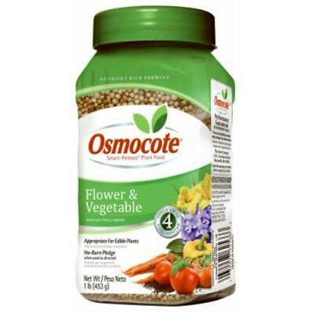 Osmocote Flower - 2PK Osmocote, LB, 14-14-14, Flower & Vegetable Plant Food