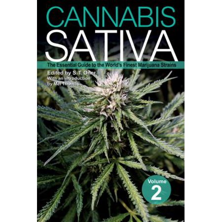 Cannabis Sativa  9781937866037