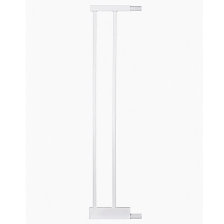 North States Auto-Close Gate, 1 Bar Extension, White, 5.75
