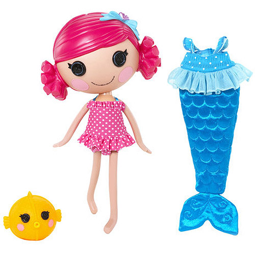 Lalaloopsy Mermaid Coral Sea Shells Doll
