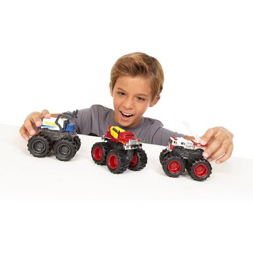 Tonka 3-Pack Monster Trucks, selection varies