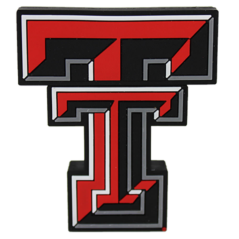 "Texas Tech Red Raiders ""Custom Shape"" USB 3.0 True Flash - 64GB"