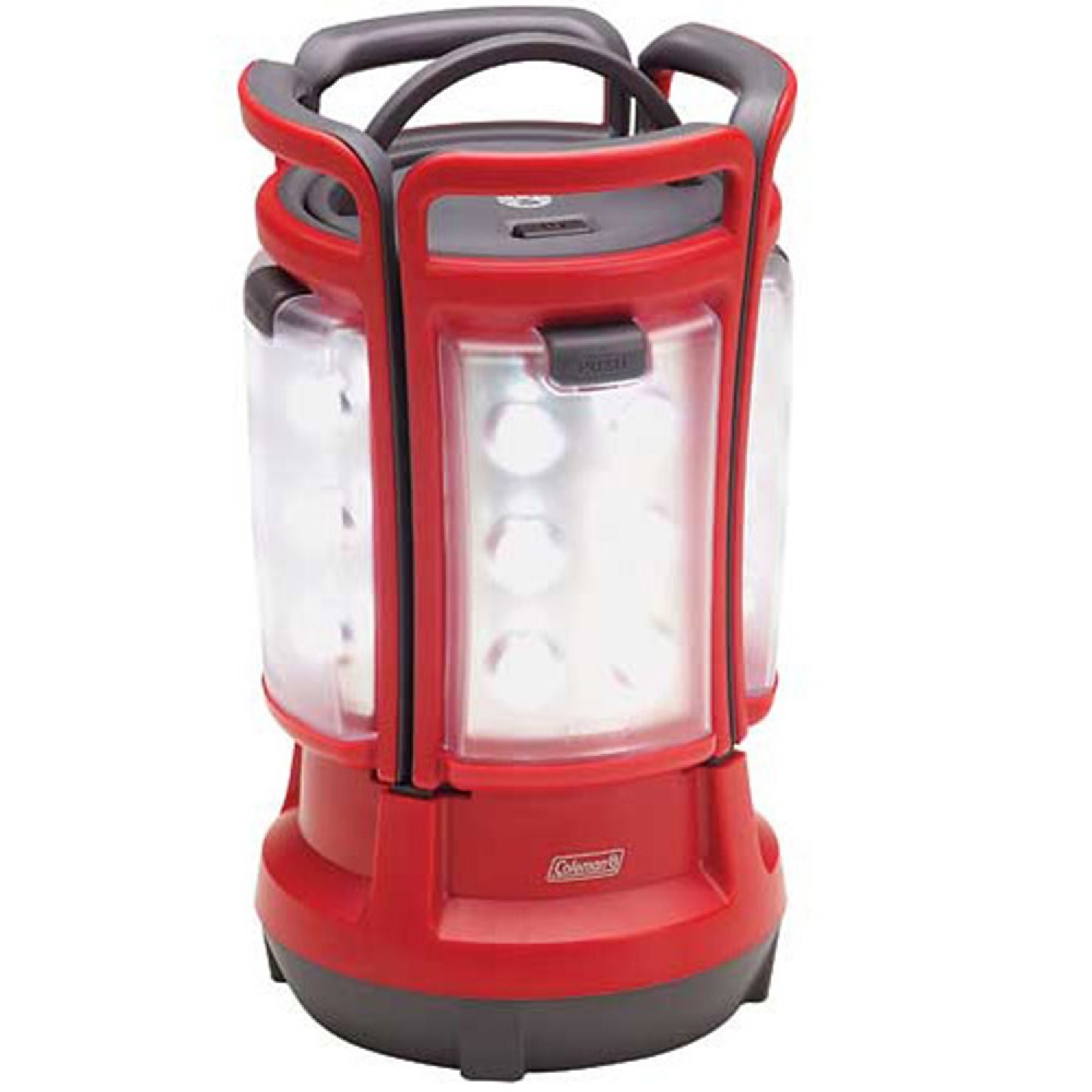 Click here to buy Coleman 190 Lumen Rechargable Quad LED Lantern by COLEMAN.