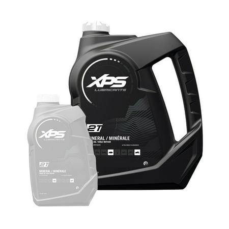 BRP Ski-Doo Can-Am Sea-Doo XPS New OEM 2-Stroke Mineral Oil 1 Gallon,