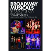 Broadway Musicals - eBook