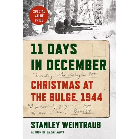 11 Days in December : Christmas at the Bulge, 1944 ()