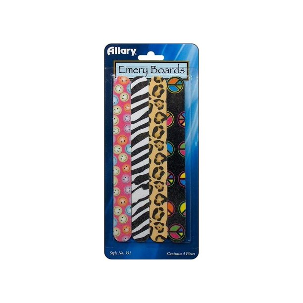 Allary Emery Boards 4 Styles 7 Inch Long Walmartcom
