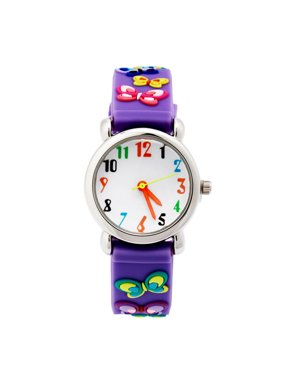 Watches Cartoon Football Basketball Watch Kids Tennis Racket Fashion Children Watch For Girls Boys Students Clock Quartz Wrist Watches Fancy Colours