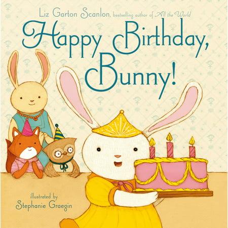 - Happy Birthday, Bunny!